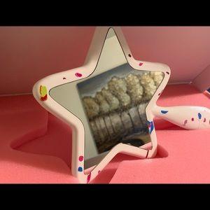 Jeffree Star White Jawbreaker Hand Mirror
